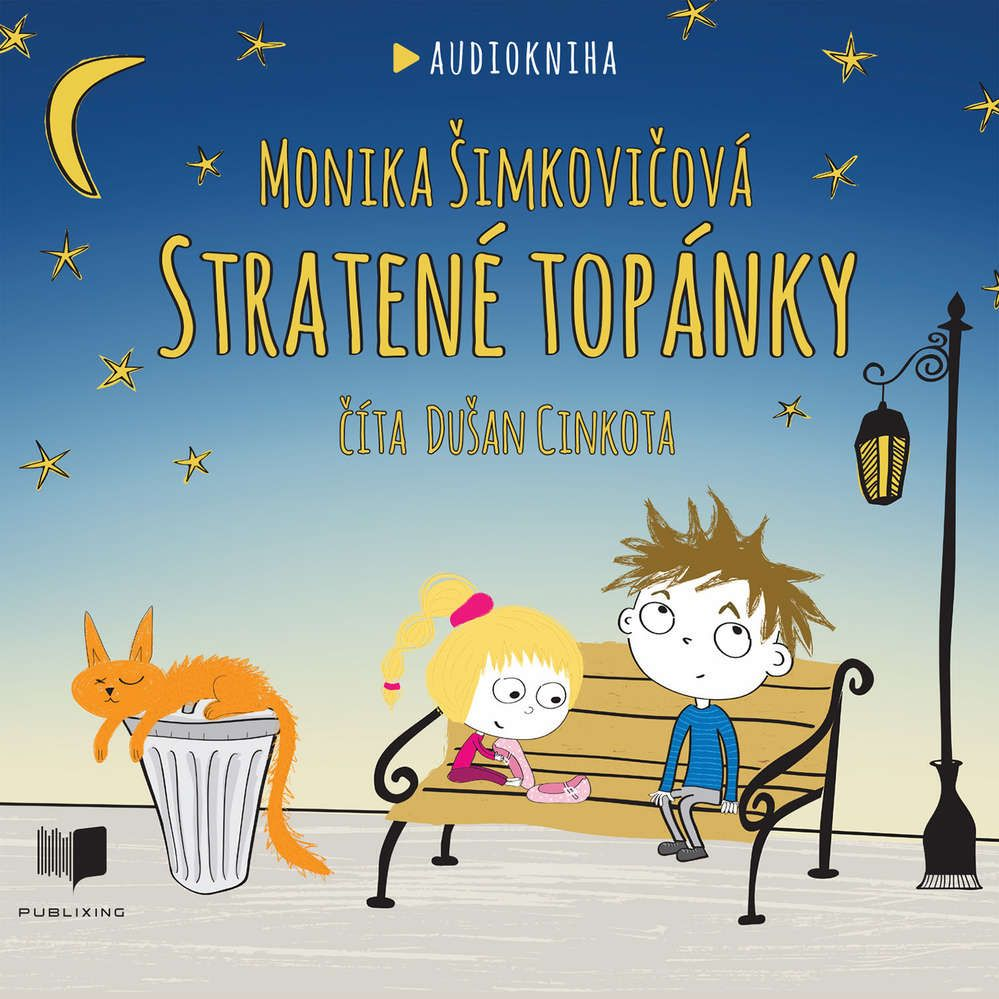 142. Podcast Mužom.sk: Stratené topánky (Monika Šimkovičová)