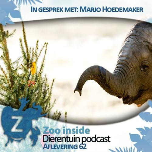 Zoo Inside #62 - Marjo Hoedemaker, dierenpark Amersfoort