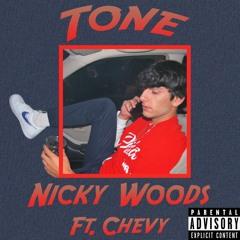 Tone [Chevys freestyle] (feat. Chevy)