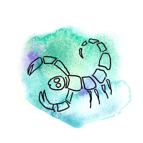 Horoscope 2020 - Scorpion 2e décan