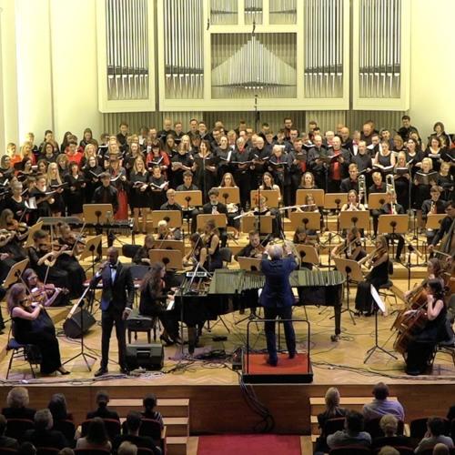 Koncert Finałowy VI Międzynarodowych Warsztatów Gospel