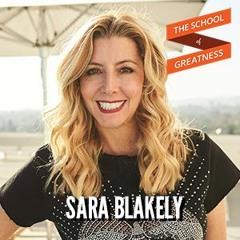 Sara Blakely: SPANX CEO on Writing Your Billion Dollar Story