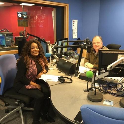 Gillian Edwards - BBC Radio Leicester