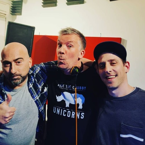 Live From Hackney Xmas Special with ThermoBee, James Kinetec & D.A.V.E. the Drummer (Dec 2019)