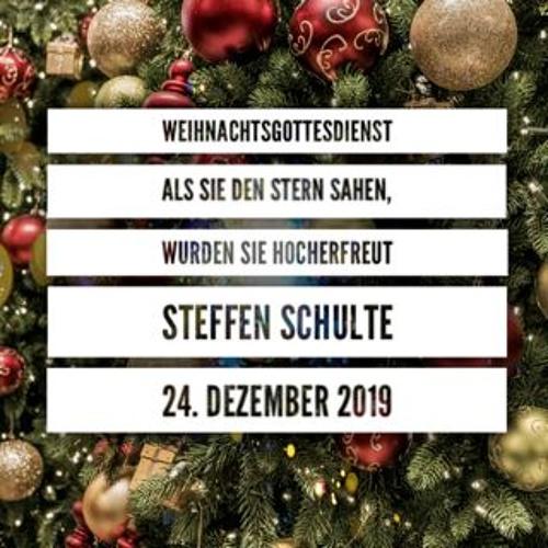 Weihnachtsgottesdienst - Steffen Schulte - 24. Dezember 2019