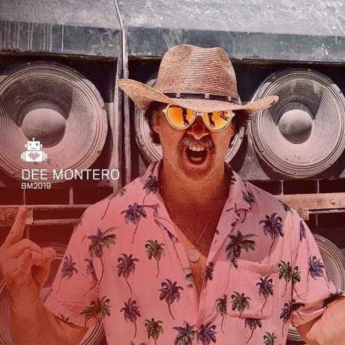 Dee Montero - Robot Heart - Burning Man 2019