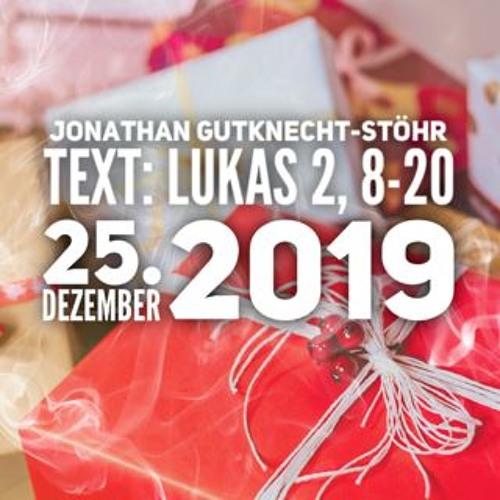 Weihnachtsgottesdiens - Jonathan Gutknecht Stöhr - 20191225