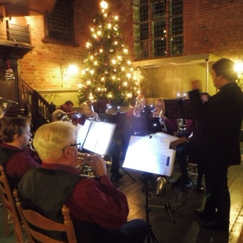 Kerstnachtdienst 2019 Ritthem Ds. Pascal Handschin m. m. v.  Onda en organist Tim Bouwsma