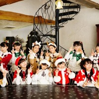 Sakura Gakuin 2019 Happy Xmas Artwork