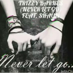 Trizzy Barnes - Never Let Go (Feat. Shaun)