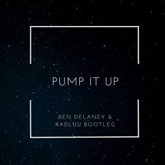 Pump It Up (Ben Delaney & Radluu Bootleg)