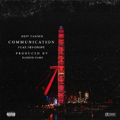 COMMUNICATION W/ FRVRPOPE