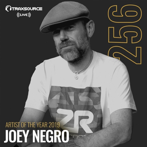 Traxsource LIVE! #256 with Joey Negro - Artist Of The Year