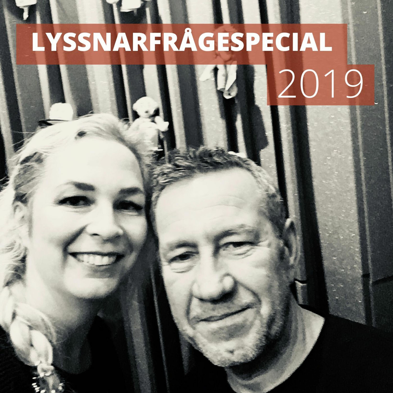 Lyssnarfrågespecial 2019