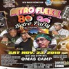 Dj Al Pachino/Rory Stone Love/ Zj Ice/ Kurt Riley/ 11/19 (Retro Flex) Jamaica