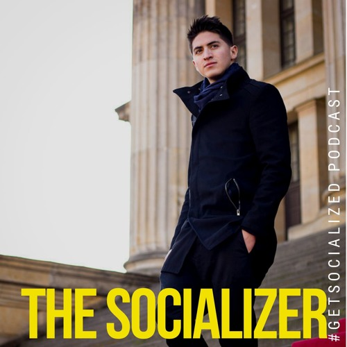 #getsocialized Ep. 45 - Conversation with Miha: from 5 millions in debt and back to the game -