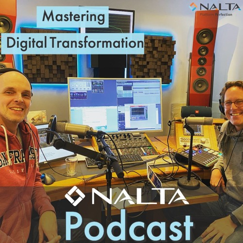 Nalta Podcast 27 - Mastering Digital Transformation (Dutch)