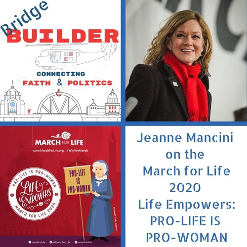 Jeanne Mancini on the March for Life