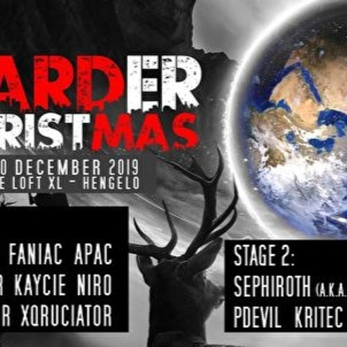 Kritec @ Trippy Basement | Harder Christmas 2019