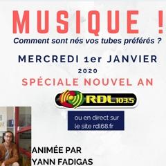 MUSIQUE ! 71 Spéciale Nouvel an 2020: Despacito, Gimme Gimme Gimme, Laissez-moi danser, Dance Monkey