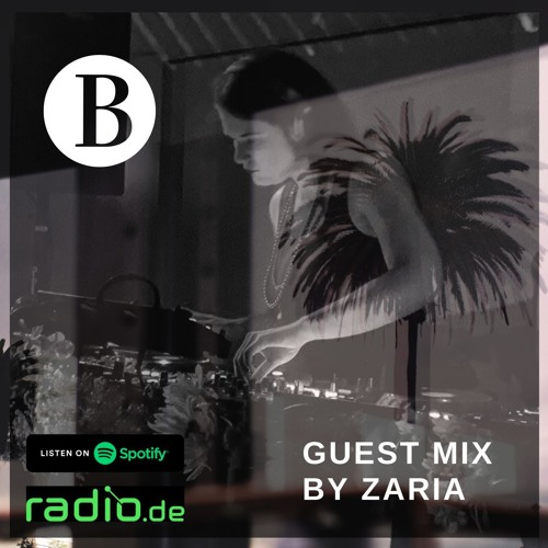 Beach Podcast Guest Mix by Zaria