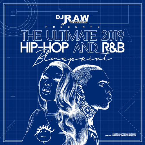 Post Malone Cleaned Up: DJ RAW Presents Hip Hop & RnB Blueprint Mix 2019 (Clean