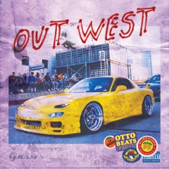 out west (chopped & screwed up otto beats remix)
