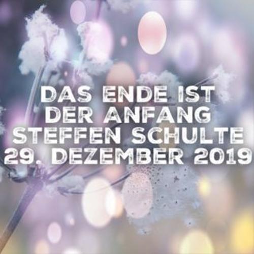 Steffen Schulte - Das Ende ist der Anfang