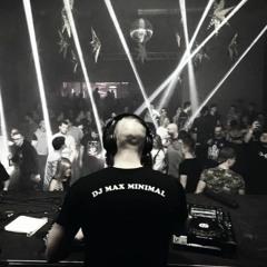 Max Minimal - Live @ BassDroiden X - Mas Groove - OFFi Bad Freienwalde 24.12.19