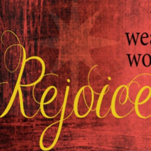 "12-29-19 Worship Service ""The Weary World Rejoices"""