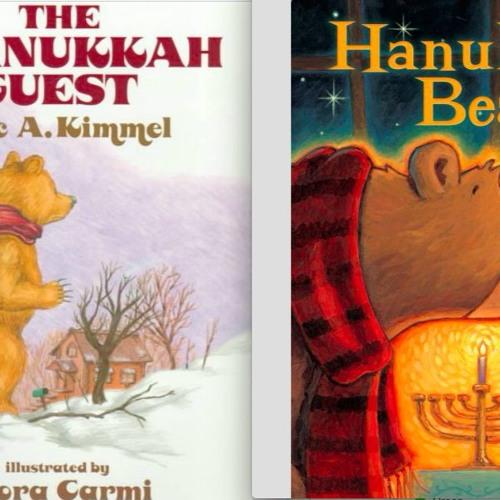 Episode 117 - Hanukkah Bear:The Chanukkah Guest