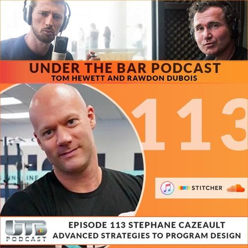 Stephane Cazeault - Advanced Strategies To Program Design Ep. 113 of UTB Podcast