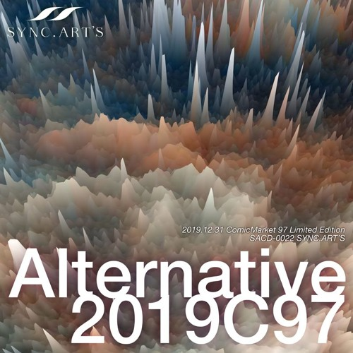 Alternative2019C97 - Cross Fade Demo Tr.3 & 4