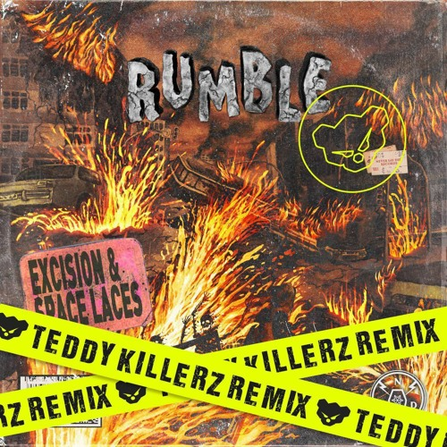 Excision & Space Laces - Rumble (Teddy Killerz Bootleg)[FREE DOWNLOAD]