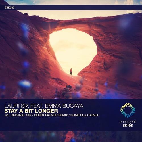 Lauri Six Feat. Emma Bucaya - Stay A Bit Longer (Derek Palmer Remix) [ESK082]