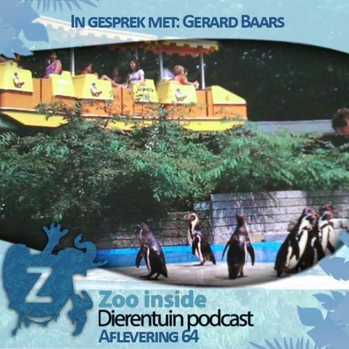 Zoo Inside #64 - In gesprek met: Gerard Baars, oud directeur Ouwehands dierenpark