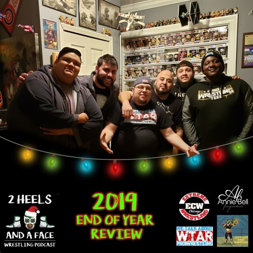 2019 End Of Year Review with WTAR , Ray773 and Kike