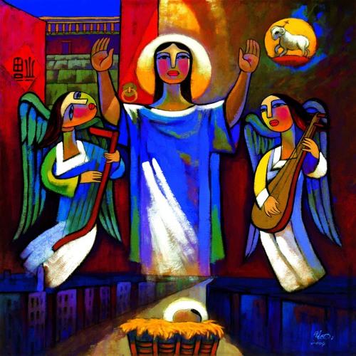 "Audio Sermon, A Service of ""Lessons & Carols"", 12-24-19"