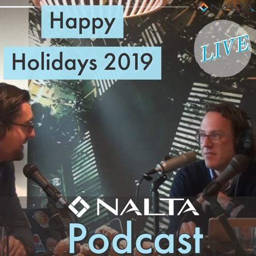 Nalta Podcast 28 - Happy Holidays 2019 (Dutch)