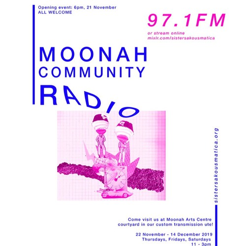 Moonah Community Radio