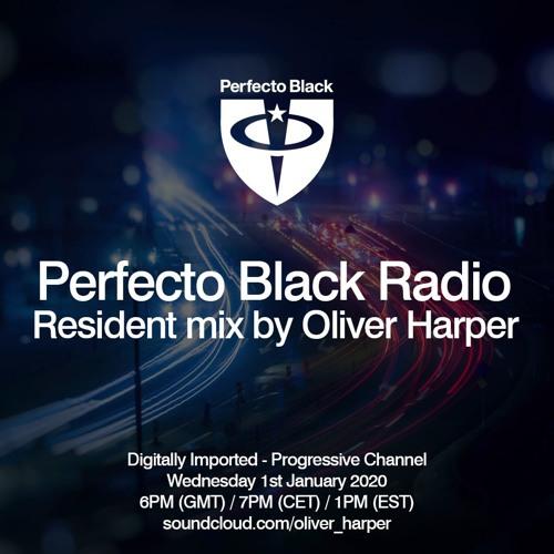 Perfecto Black Radio 062 - Oliver Harper Resident Mix FREE DOWNLOAD