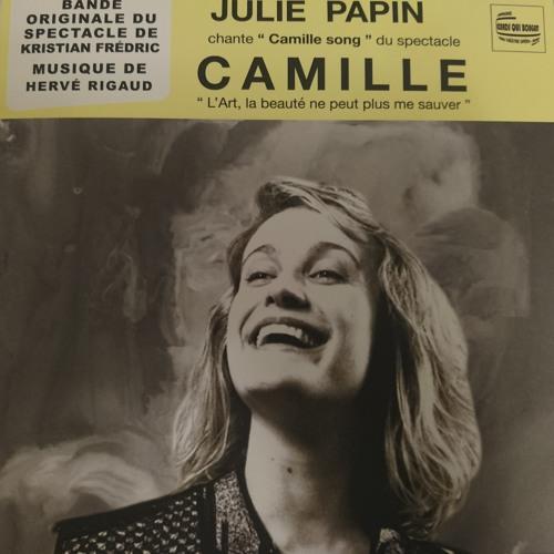 Camille - Compagnie Les Lézards qui bougent 2018