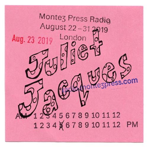 BONUS: Juliet Jacques on Montez Press Radio