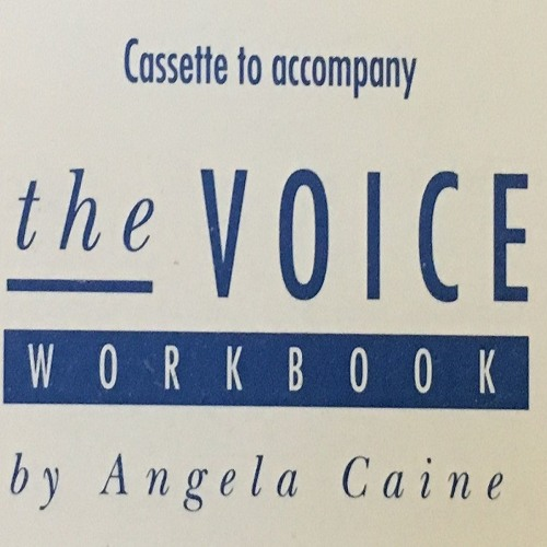 The Voice Workbook (audio to accompany book)