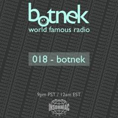 World Famous Radio 018