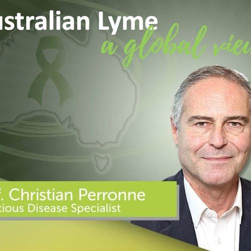 Prof Christian Perronne – Australian Lyme, a global view