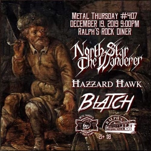 DIP097 Direct Input Podcast with Blatch | North Star the Wanderer | Hazzard Hawk