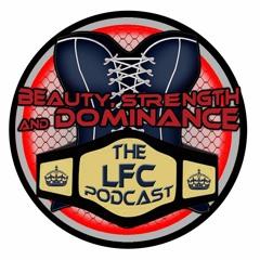 LFC Podcast #31 with Wrestler/ Dominatrix Domina Katarina