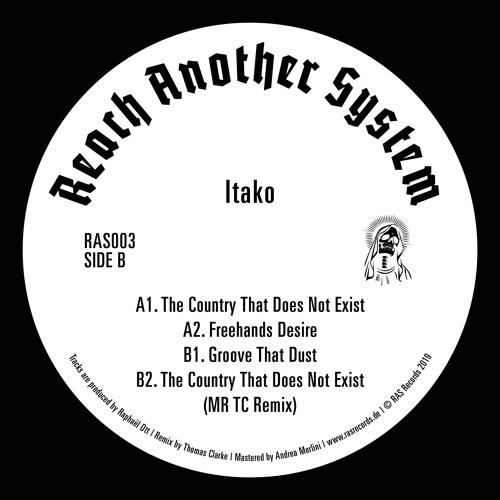 "RAS003 | Itako – ""All Human – No Conditions"" EP w/ MR TC Remix"