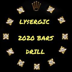 LY$ERGIC - 2020 Bars (Prod.Migz Beatz)(Drill edit)